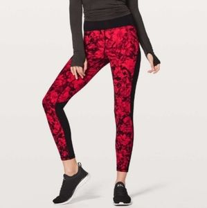 Lululemon Train Times Fast Pace Pant Special Editi